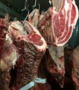 beef hanging