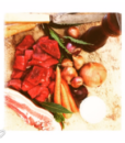 Beef Casserole ingredients
