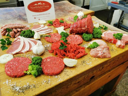 Monthly Meat Box