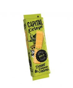 capital crisps sour cream and onion