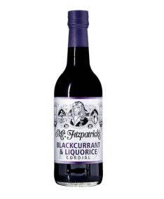 mr fitzpatrick blackcurrant and liquorice